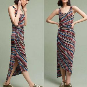 Anthropologie Striped Luca Maxi Dress by Bailey44